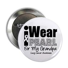 "I Wear Pearl Grandpa 2.25"" Button"