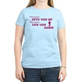 Rick astley Women's Light T-Shirt