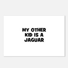 my other kid is a Jaguar Postcards (Package of 8)