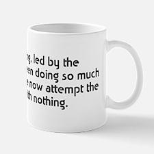 We the unwilling Mug
