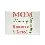 Mom Mother's Day Rectangle Magnet (100 pack)