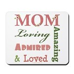 Mom Mother's Day Mousepad