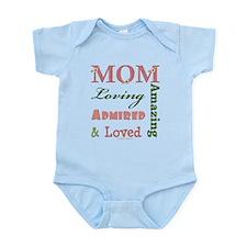 Mom Mother's Day Infant Bodysuit