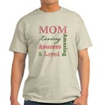 Mom Mother's Day Light T-Shirt