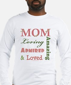 Mom Mother's Day Long Sleeve T-Shirt