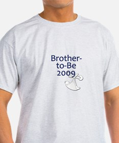 Brother-to-Be 2009 T-Shirt