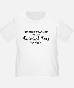 Science Tchr Devoted Mom T