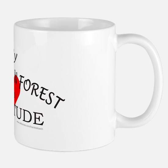 NORWEGIAN FOREST Mug