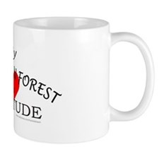 NORWEGIAN FOREST Small Mug