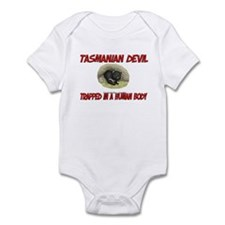 Tasmanian Devil trapped in a human body Infant Bod