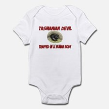 Tasmanian Devil trapped in a human body Infant Bod