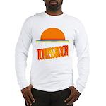 Topless Beach Long Sleeve T-Shirt