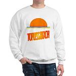 Topless Beach Sweatshirt