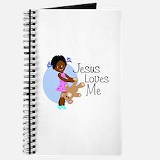 Jesus Loves Me Journal