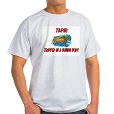 Tapir trapped in a human body T-Shirt