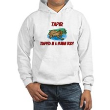 Tapir trapped in a human body Hoodie