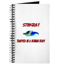 Stingray trapped in a human body Journal