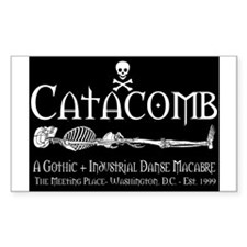 Catacomb Rectangle Decal