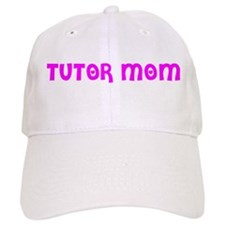 """Tutor Mom"" Baseball Cap"