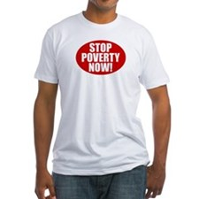 Stop Poverty Now! Shirt
