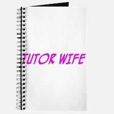 """Tutor Wife"" Journal"