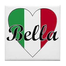 Italian Bella Tile Coaster