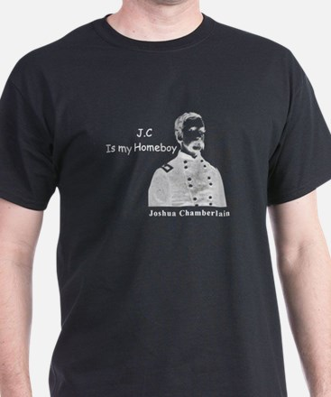 JC is My Homeboy T-Shirt
