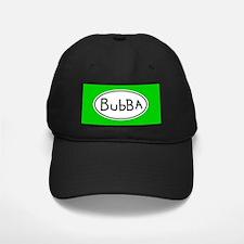 Hand Scrawled Bubba Euro Oval Baseball Hat