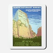 Zion National Park Mousepad
