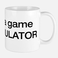 it's NOT a game Small Small Mug