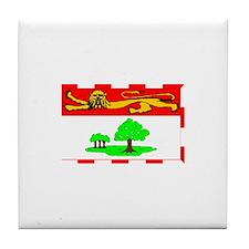 Canada - Prince Edward Island Tile Coaster