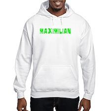 Maximilian Faded (Green) Hoodie