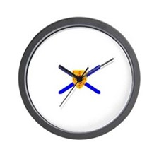 Canada - Nova Scotia Wall Clock