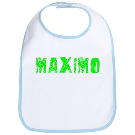 Maximo Faded (Green) Bib