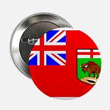 Canada - Manitoba Button