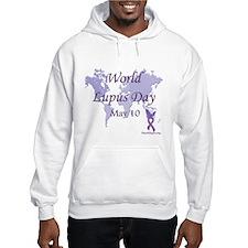 World Lupus Day Jumper Hoody