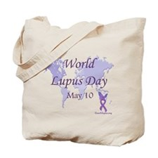 World Lupus Day Tote Bag