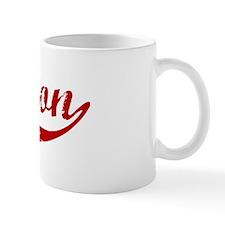 Denison (red vintage) Mug