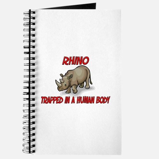 Rhino trapped in a human body Journal