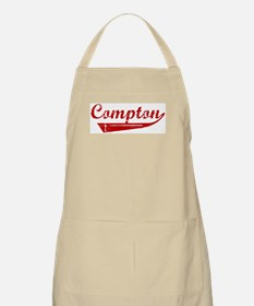 Compton (red vintage) BBQ Apron
