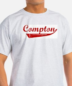 Compton (red vintage) T-Shirt