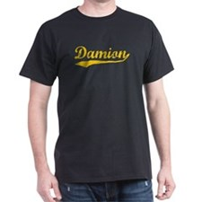Vintage Damion (Orange) T-Shirt