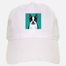 Boston Terrier (Dark Brindle) Baseball Baseball Cap