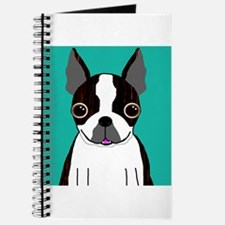Boston Terrier (Dark Brindle) Journal