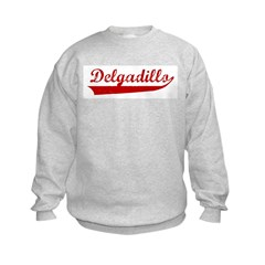 Delgadillo (red vintage) Sweatshirt