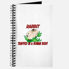 Rabbit trapped in a human body Journal