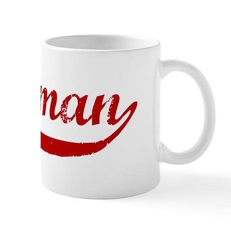 Cushman (red vintage) Mug