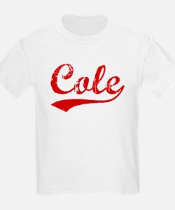 Cole (red vintage) T-Shirt