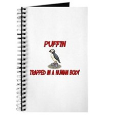Puffin trapped in a human body Journal