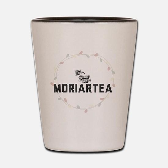 Cute Moriartea Shot Glass